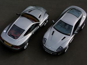 Обои Aston Martin Vanquish S