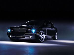 Обои Jaguar XJ