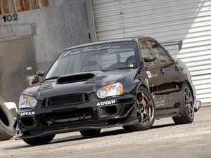 Обои Subaru Imbreza
