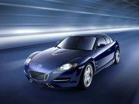 Обои для рабочего стола: Mazda RX8 X-Man Edition