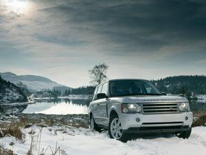 Обои Range Rover Vogue