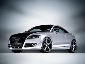 Обои Audi TT 2007