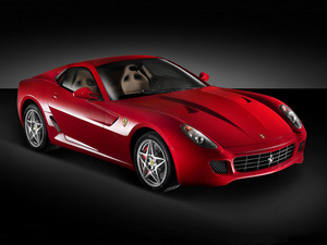 Обои Ferrari 599GTB