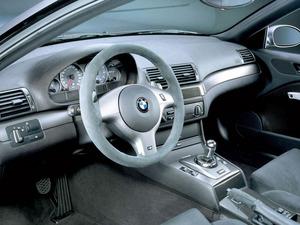 Обои BMW M3 CSL