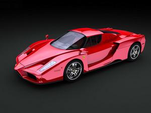 Обои Ferrari Enzo