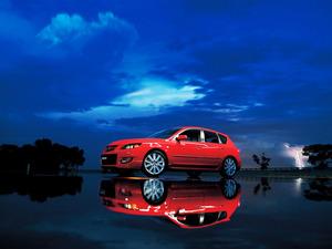 Обои Mazda 3 MPS