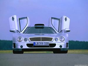 Обои Mercedes