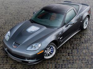 Обои Chevrolet Corvette ZR-1