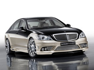 Обои Mercedes S Carlsson