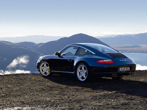 Обои Porsche 911 Targa 4S
