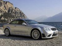Обои для рабочего стола: Mercedes-Benz CLK-klasse