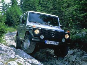 Обои Mercedes-Benz G-klasse