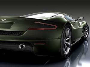 Обои Aston Martin Concept