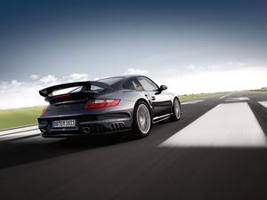 Обои Porsche 911 GT2