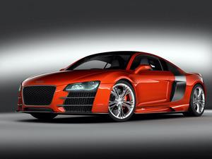Обои Audi R8 W12 TDi LeMans Concept