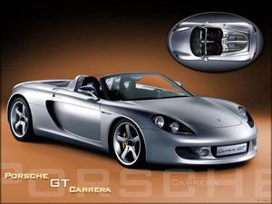 Обои Porsche GT Carrera