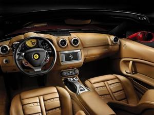 Обои Ferrari California