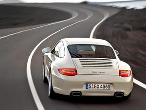 Обои Porsche Carrera Coupe