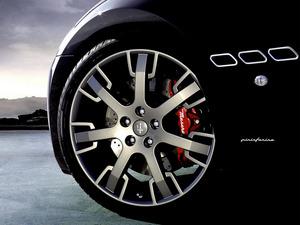 Обои Maserati GranTurismo S