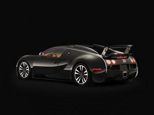 Обои Bugatti EB 18/4 Veyron