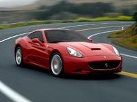 Обои для рабочего стола: Ferrari California