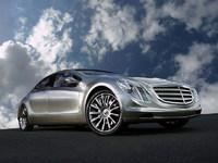 Обои для рабочего стола: Mercedes F700
