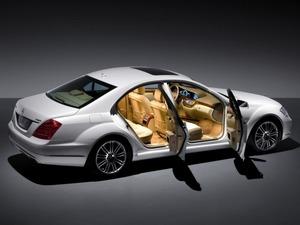 Обои Mercedes S-class