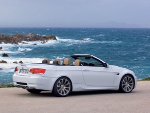 Обои BMW M3 Cabrio