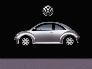 Обои VW «Жук»