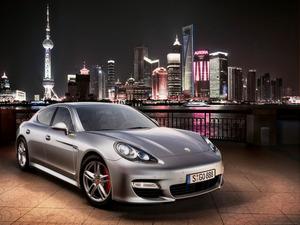 Обои Porsche Panamera