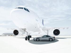 ���� Mercedes-Benz SL-klasse 65 AMG