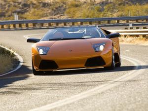 Обои Lamborghini Murcielago