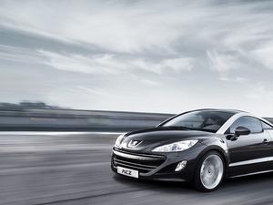 Обои Peugeot RCZ