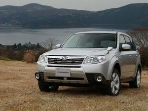 Обои Subaru Forester 2009