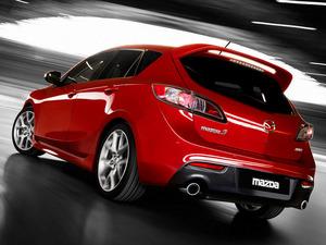 Обои Mazda 3