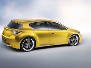 ���� Lexus LF-Ch
