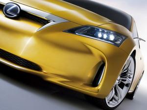 Обои Lexus LF-Ch