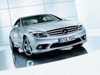 Обои для рабочего стола: Mercedes-Benz CL-klasse
