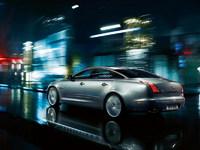 Обои для рабочего стола: Jaguar XJ