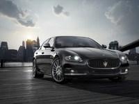 Обои для рабочего стола: Maserati Quattroporte S