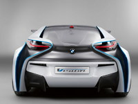 Обои для рабочего стола: BMW Vision ED