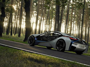 BMW Vision ED