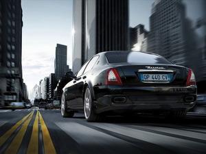 Обои Maserati Quattroporte