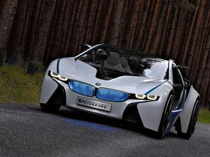 Обои BMW Vision ED