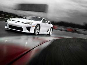 ���� Lexus LF-A
