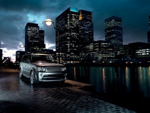 Обои Range Rover Sport Supercharged