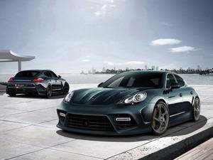 ���� Porsche Panamera Mansory