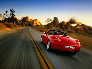 Обои Porsche Boxster