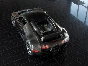 Обои Bugatti Veyron Mansony