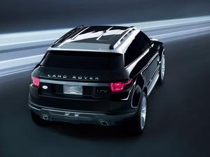 Обои Land Rover LRX 2011
